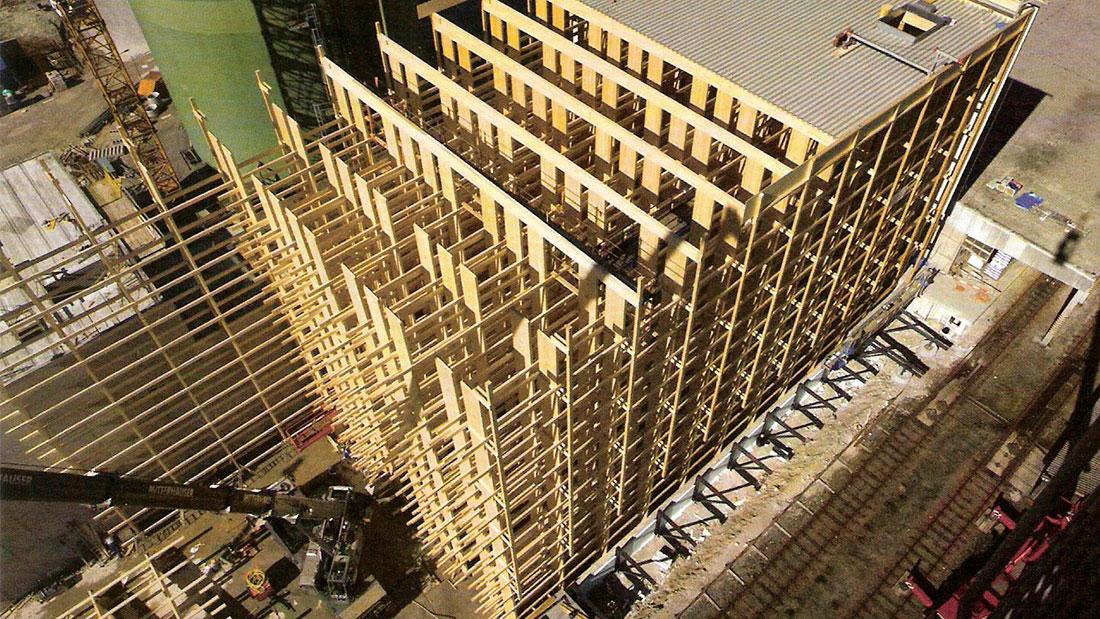 Desmontando mitos sobre la construcción con madera de edificios III ...