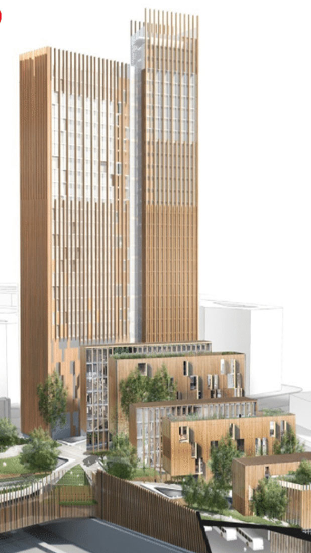rascacielos-de-madera