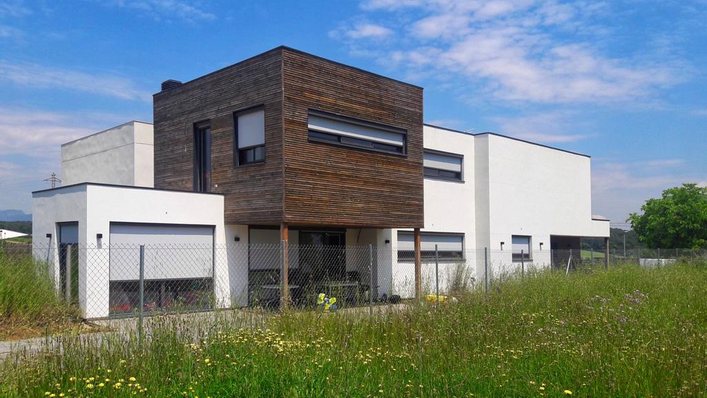 Proyecto Arquima: Casa Palau-Solità. Arquitecto: Toni Ortego