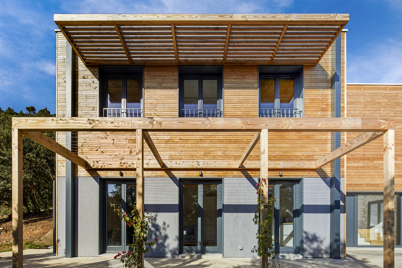 Proyecto Arquima - Casa Matadepera