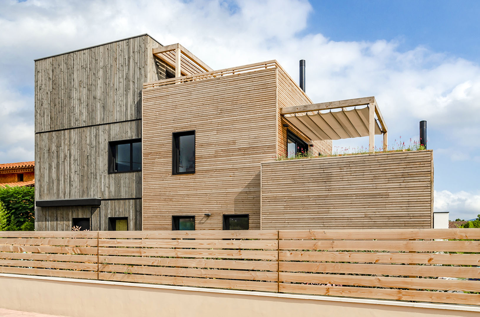 Proyectos Arquima - Casa Palautordera 2