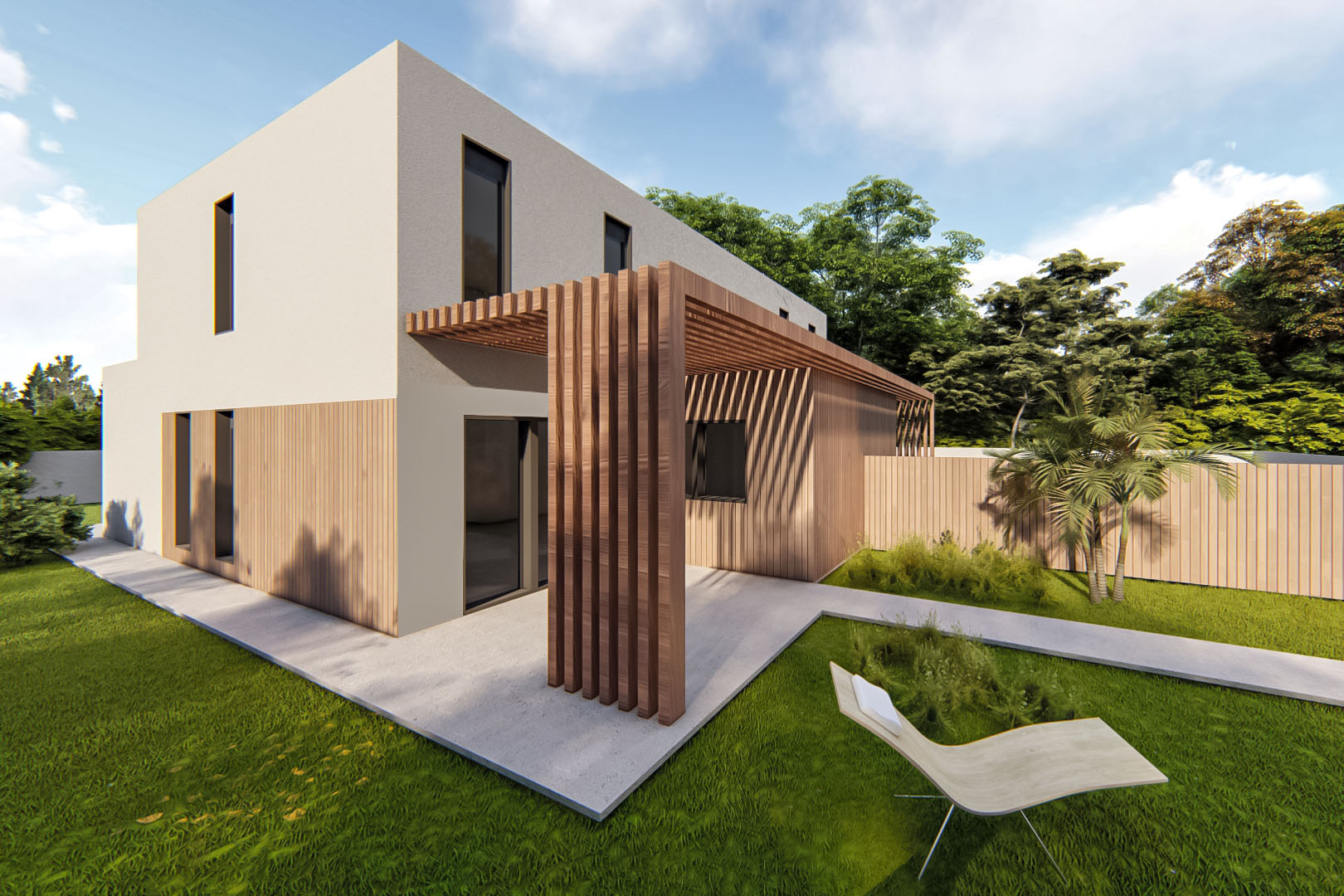 Proyectos Arquima - Casa Torrent