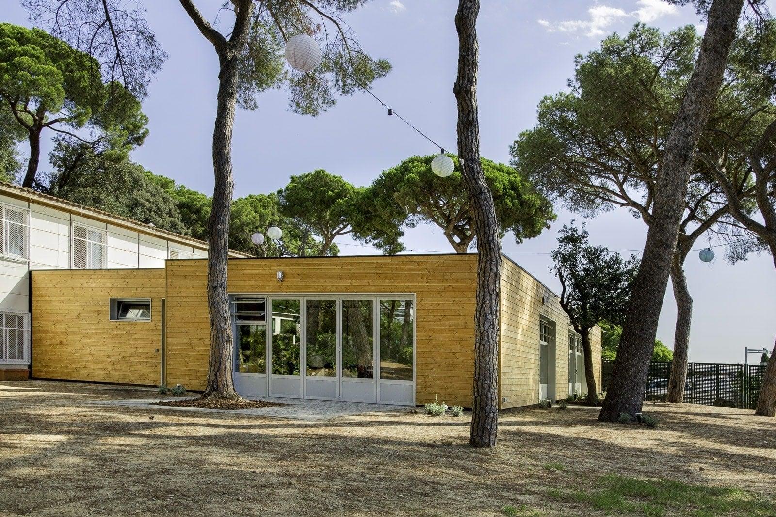Residencia Barcelona - Arquima