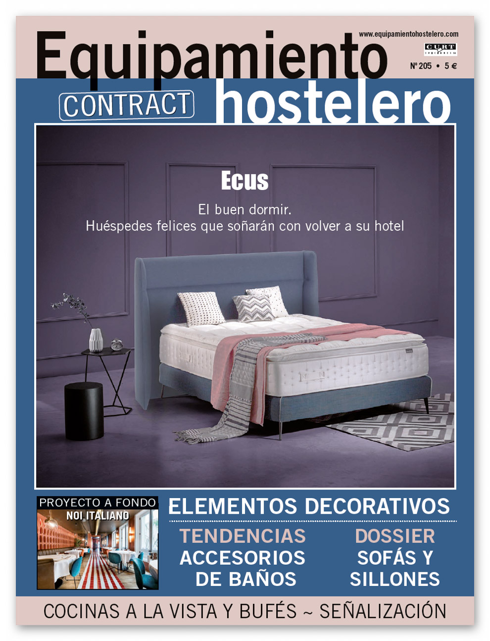 Equipamiento Hostelero - Arquima developments