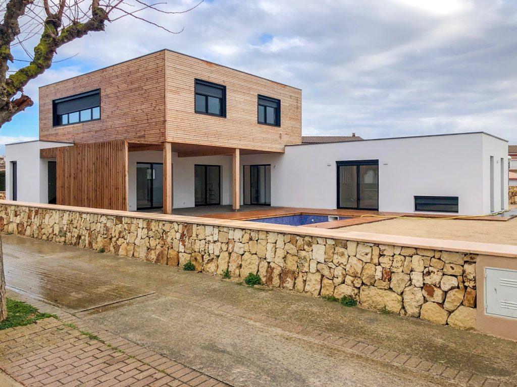 Proyecto Arquima - Casa Menorca