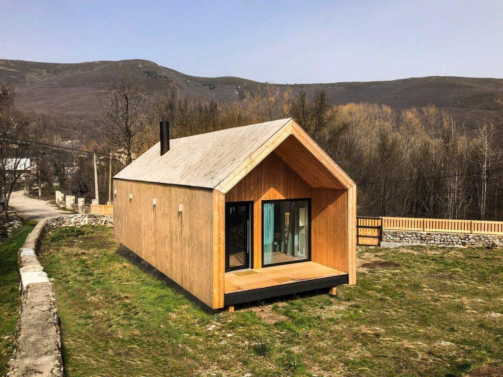 Proyecto Arquima - Casa Vigo de Sanabria