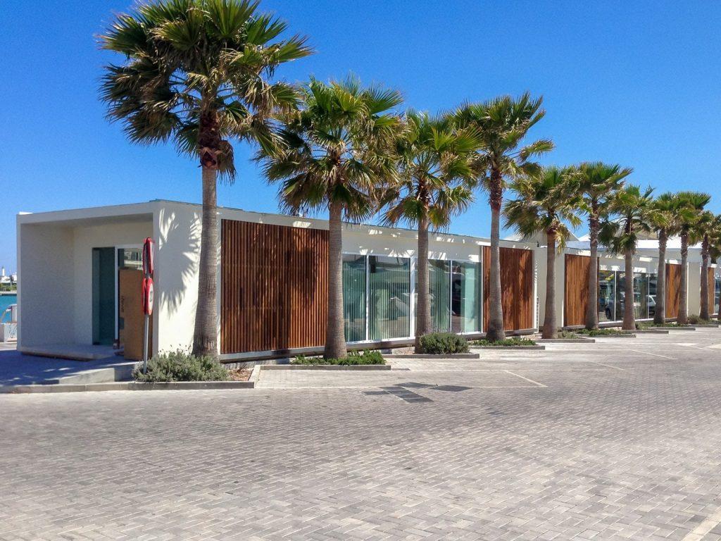 Proyectos Arquima - Boutique Marina Ibiza