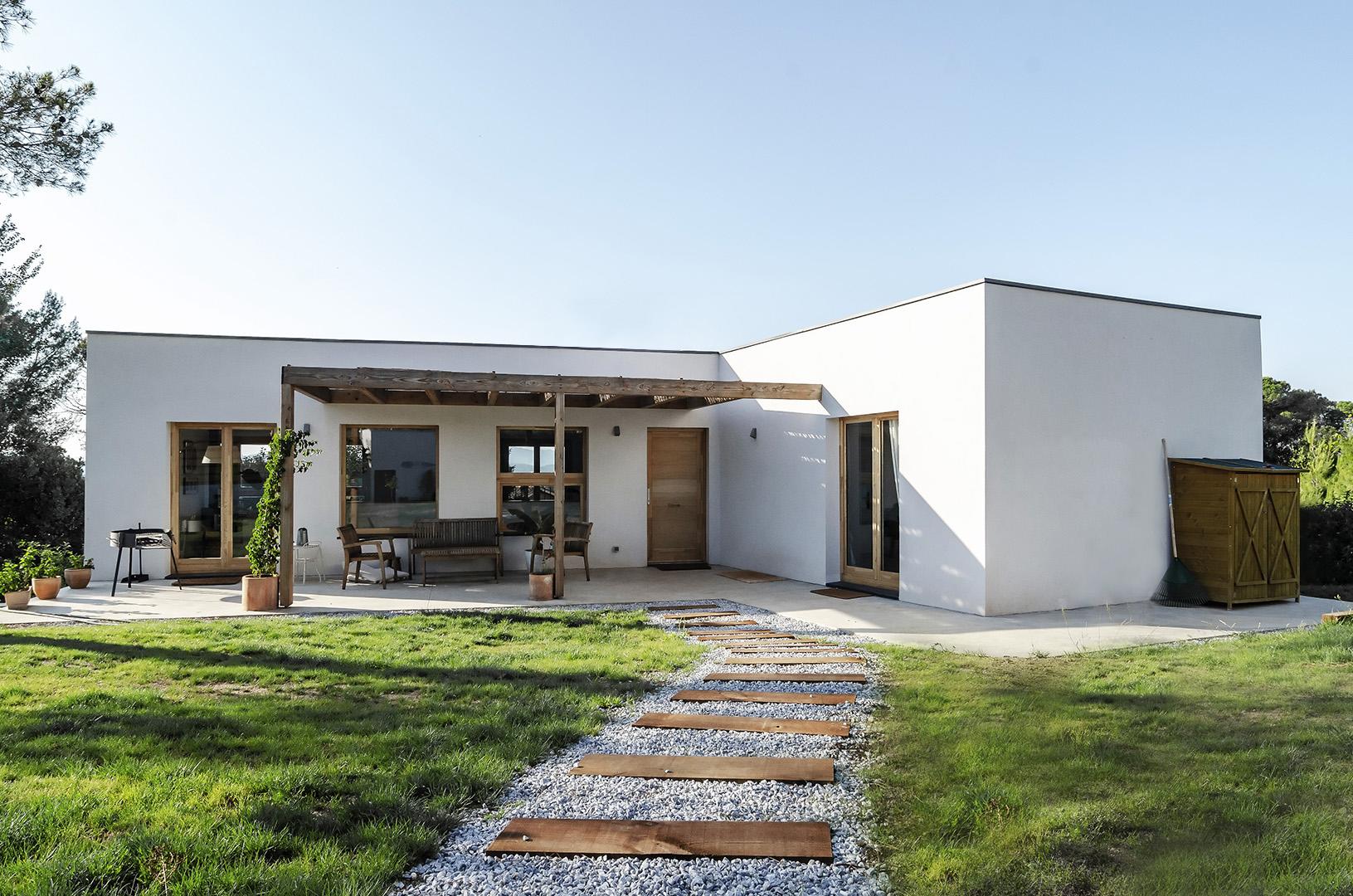 Proyectos Arquima - Casa Valldoreix