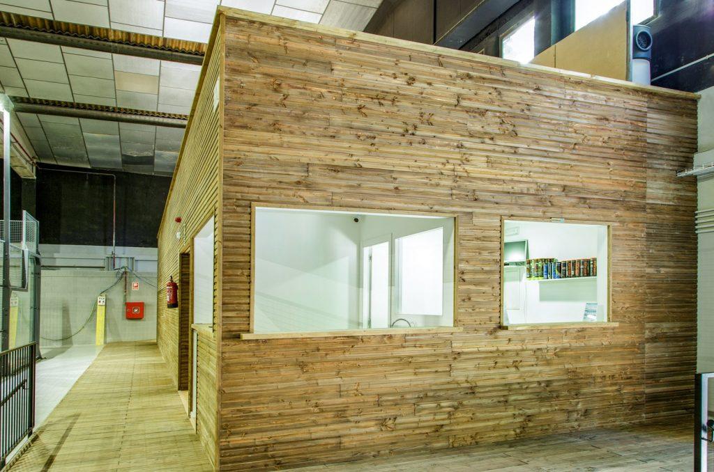 Proyectos Arquima - Padel Indoor