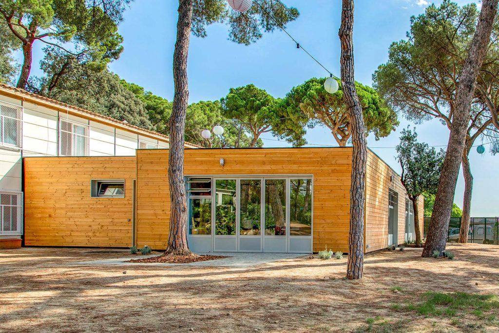 Proyectos Arquima - Residencia Barcelona
