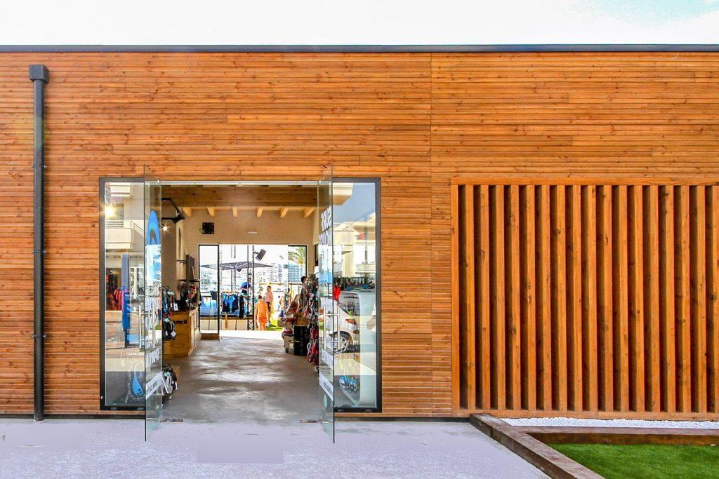 Proyectos Arquima - Surf House Ibiza