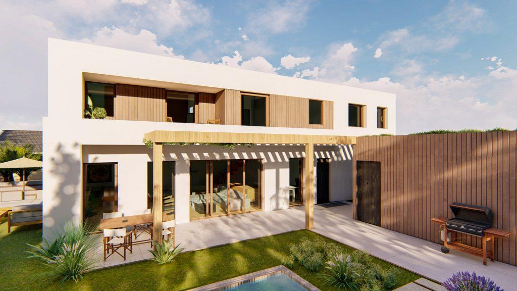 Proyectos Arquima - Casa Cambrils