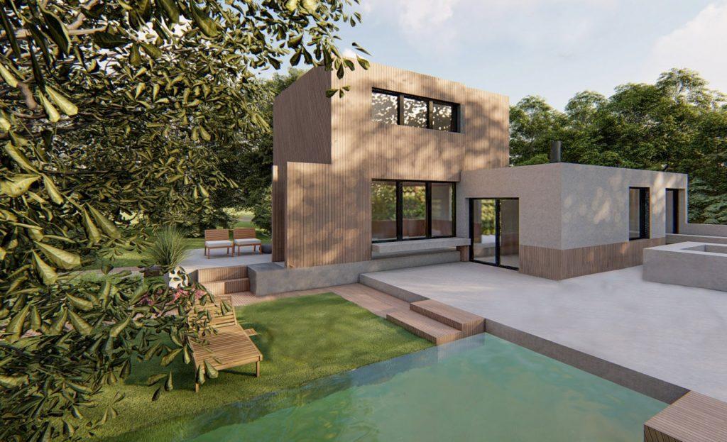 Proyectos Arquima - Casa Lloret de Mar