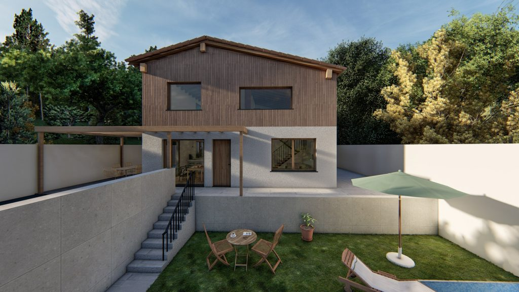 Proyectos Arquima - Casa Molins de Rei
