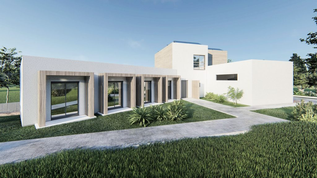 Proyectos Arquima - Casa Sant Quirze
