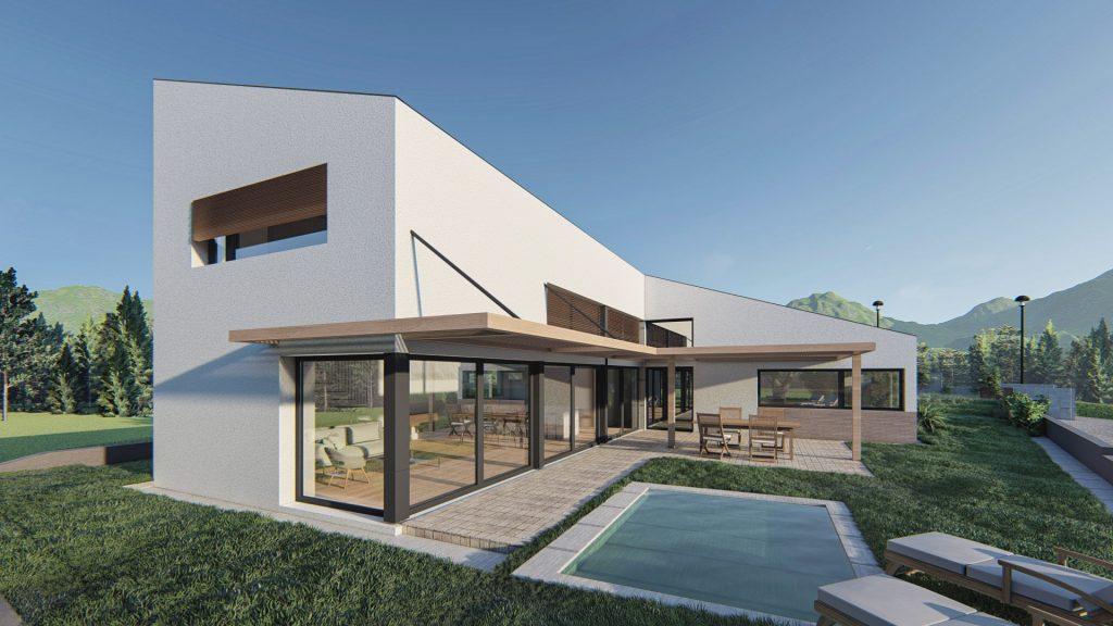 Proyectos Arquima - Casa Santa Agnès