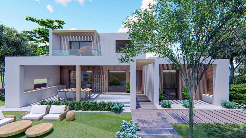 Proyectos Arquima - Casa Vinyols