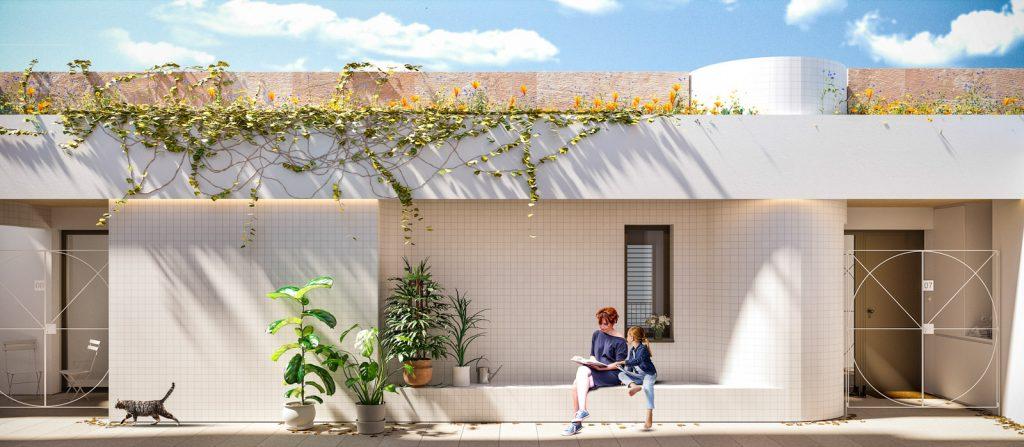 Proyectos Arquima - Edificio plurifamiliar Palma