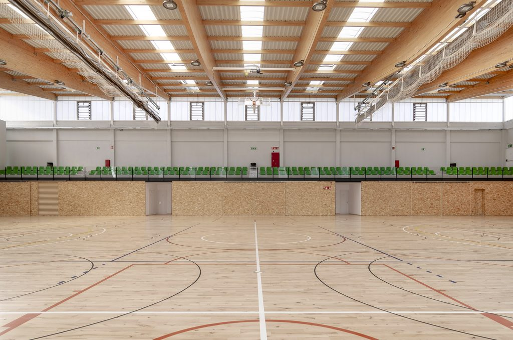 Proyectos Arquima - Polideportivo Canyelles