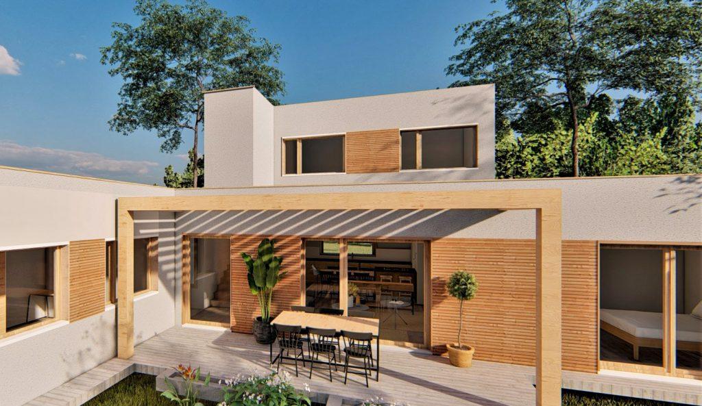 Casa Igualada - Proyecto Arquima