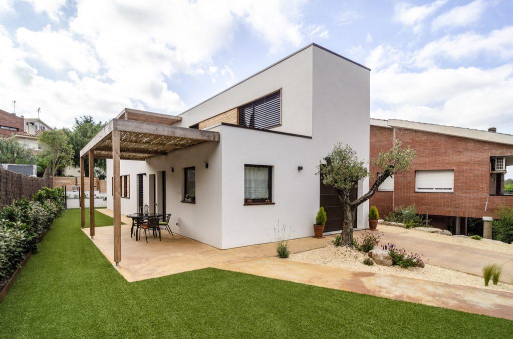 Proyecto Arquima - Casa unifamiliar Sant Andreu